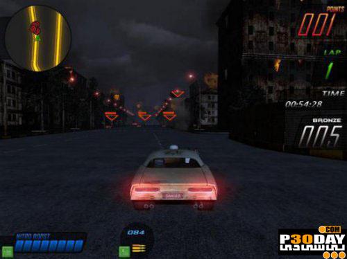 دانلود بازی کم حجم Apocalypse motor racers 2011