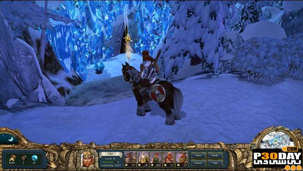دانلود بازی Kings Bounty Warriors of the North 2012 با لینک مستقیم + کرک