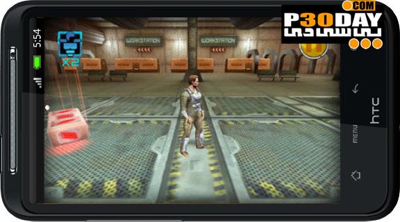 دانلود بازی جذاب و بسیار زیبای Total Recall - The Game - Ep1 آندروید