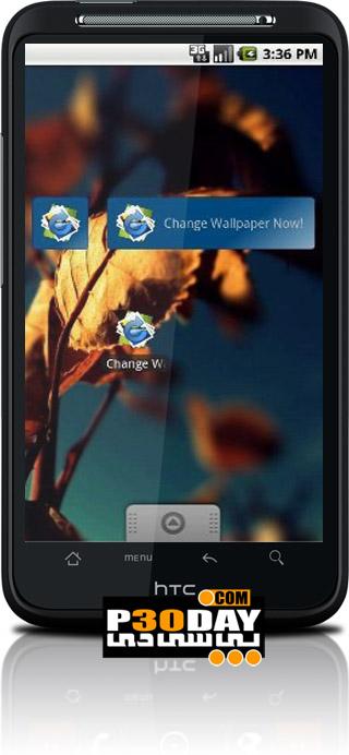 دانلود نرم افزار تنظیم عکس های پس زمینه گوشی Wallpaper AutoSet آندروید