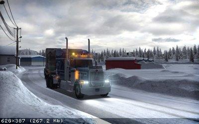 دانلود بازی کامیون سواری 18Wheels of Steel Extreme Trucker 2
