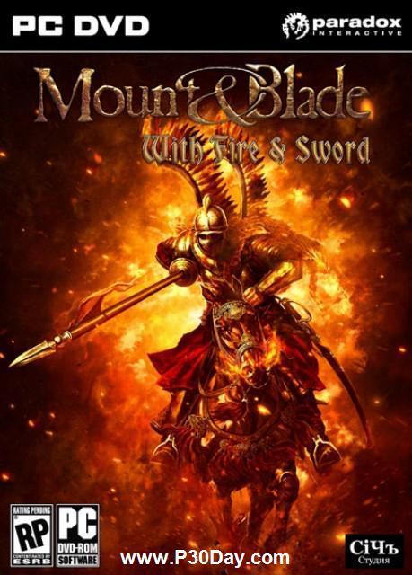 دانلود بازی Mount and Blade With Fire and Sword 2011 + کرک