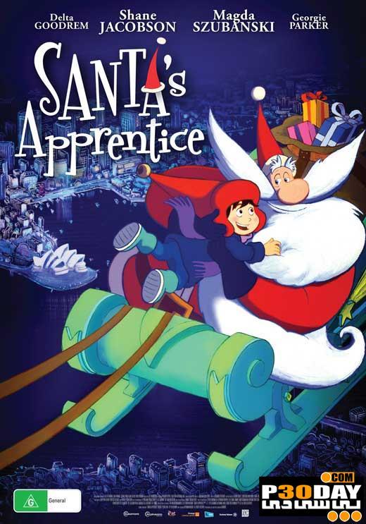 دانلود انیمیشن زیبای Santa's Apprentice 2010