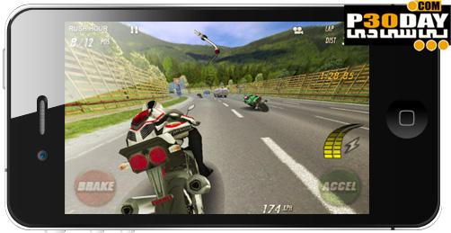 دانلود بازی موتورسواری آیفون Streetbike: Full Blast v1.6