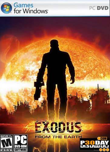 دانلود بازی Exodus From The Earth 2008