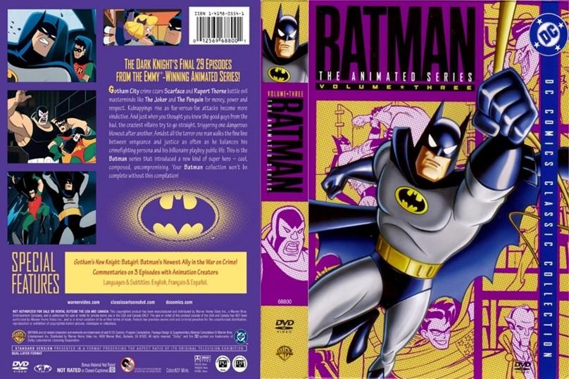 دانلود فصل سوم انیمیشن Batman بصورت کامل ( 15 قسمت)