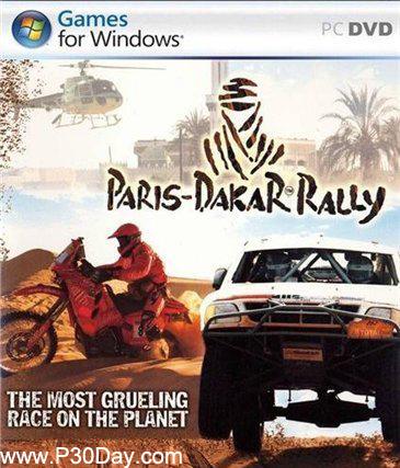 دانلود بازی Paris Dakar Rally