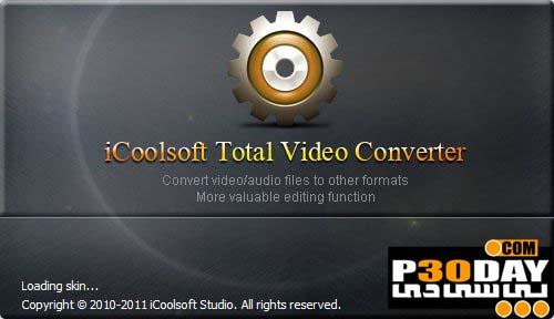 نرم افزار مبدل کامل فرمت های تصویری iCoolsoft Total Video Converter 5.0