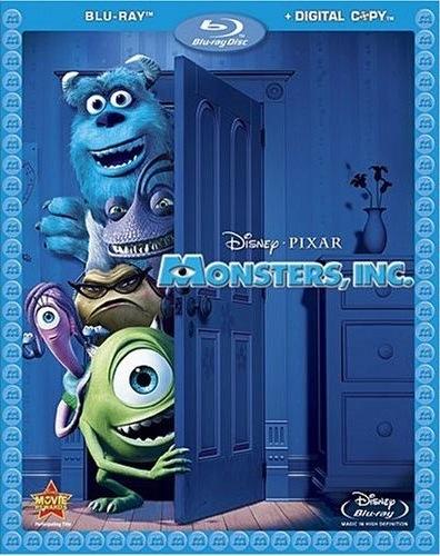دانلود انیمیشن بسیار زیبای Monster Inc 2001 با لینک مستقیم