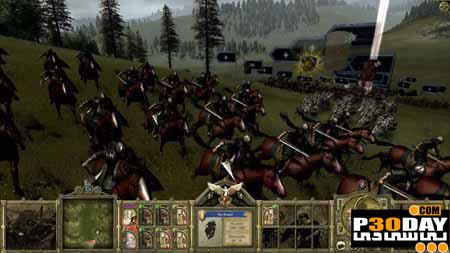 دانلود بازی King Arthur: Fallen Champions 2011 + کرک