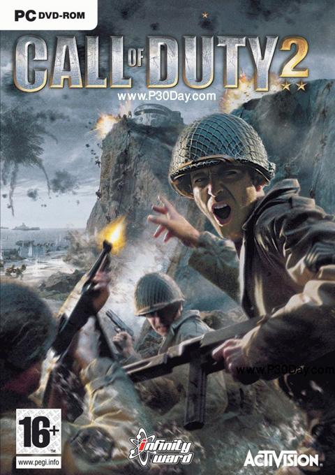 دانلود بازی Call of Duty 2 + کرک
