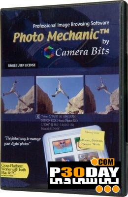 دانلود Camera Bits Photo Mechanic 6.0 B3484 - نرم افزار ویرایش و مدیریت عکس ها