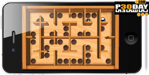 دانلود بازی جذاب و فوق العاده زیبای Labyrinth Game v1.0.3 آیفون