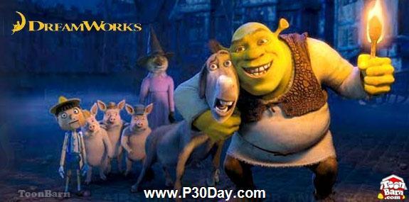 دانلود انیمیشن جدید شرک Scared Shrekless 2010