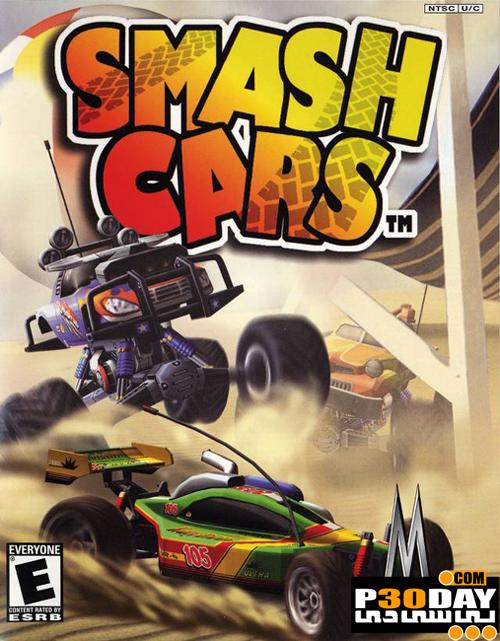 دانلود بازی کم حجم Smash Cars 2011