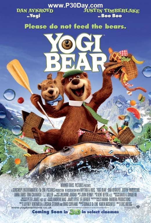 دانلود انیمیشن Yogi Bear 2010 با لینک مستقیم و زیرنویس فارسی