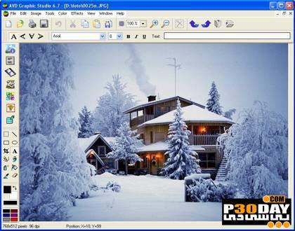 برنامه ویرایشگر حرفه ای تصاویر Avlan Design AVD Graphic Studio 7.0.1