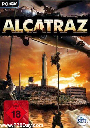 دانلود بازی Alcatraz 2010 + کرک