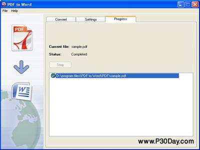 بهترین برنامه تبدیل pdf به word
