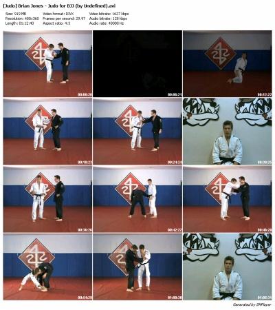 دانلود ویدیو آموزشی مهارت های رزمی جودو به سبک جوجیتسو برزیلی