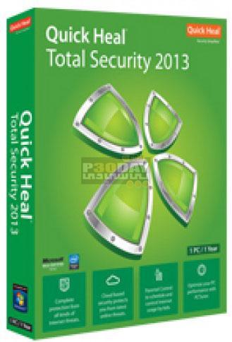 دانلود آنتی ویروس Quick Heal Total Security 2013 + سریال