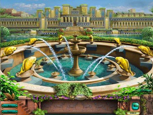 دانلود بازی نجات باغ های معلق بابل The Hanging Gardens of Babylon Final