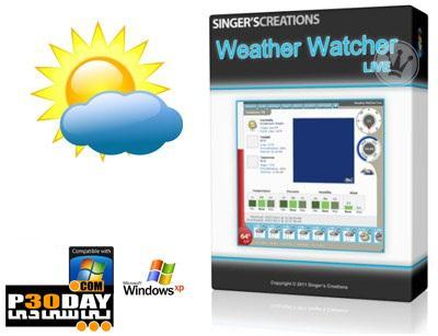 دانلود Weather Watcher Live 7.2.171 - نمایش وضعیت آب و هوا