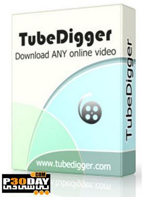 برنامه دانلود موزیک ویدیوهای آنلاین Xeebosoft TubeDigger v2.1.1