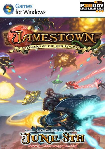 دانلود بازی زیبای Jamestown: Legend Of The Lost Colony