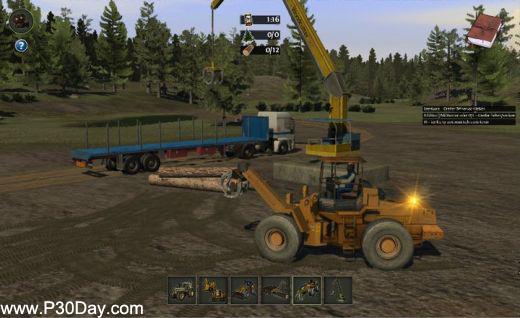 دانلود بازی Woodcutter Simulator 2011