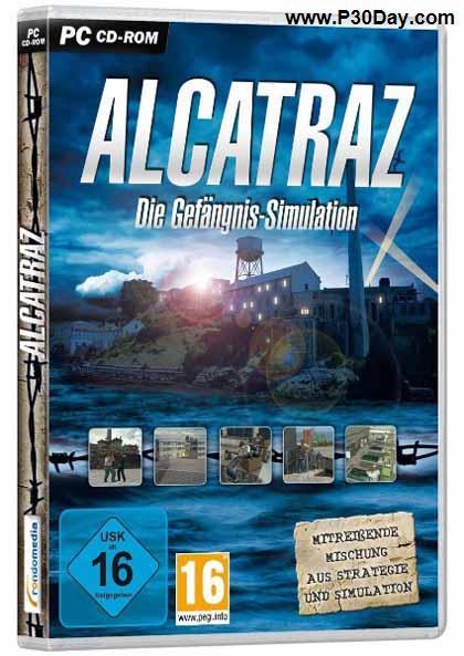 دانلود بازی شبیه سازی زندان آلکاتراس – Alcatraz