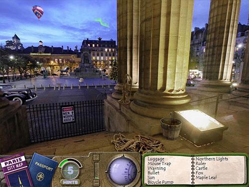 دانلود بازی مسافرت مجازی به شهر پاریس Travelogue 360 Paris