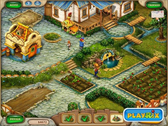 دانلود بازی سرگرم کننده کشاورزی Farmscapes Collectors Edition