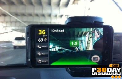 دانلود نرم افزار جالب رانندگی iOnRoad Augmented Driving v1.1.1 آندروید
