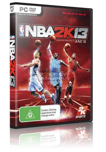 دانلود بازی NBA 2K13 با لینک مستقیم + کرک