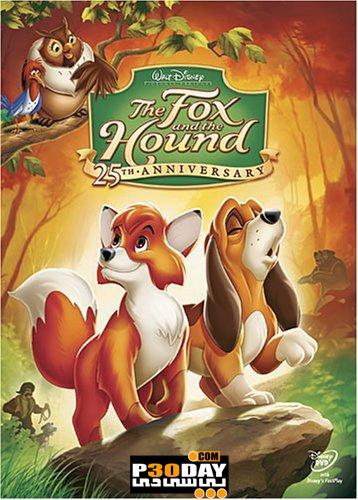 دانلود انیمیشن The Fox and the Hound 1981