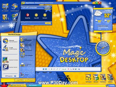 دانلود Easybits Magic Desktop 9.5.0.218 - ایجاد محیط ویندوز مخصوص کودکان