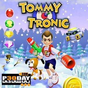 دانلود بازی سرگرم کننده Tommy Tronic v1.2