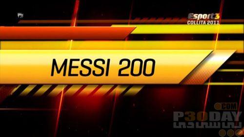 دانلود فیلم مستند 200 گل برتر Lionel Messi