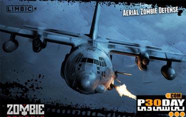 بازی جدید و فوق العاده زیبای Zombie Gunship آیفون
