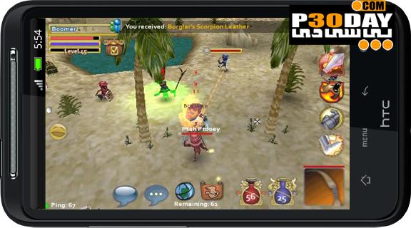 دانلود بازی نقش آفرینی آندروید Earth And Legend v1.0.1