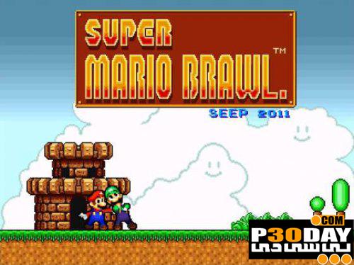 دانلود بازی Super Mario Brawl