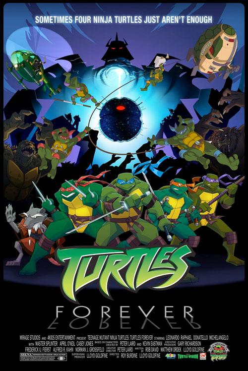 دانلود انیمیشن زیبای Ninja Turtles Turtles Forever