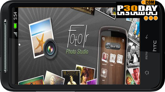دانلود نرم افزار قدرتمند ویرایش تصاویر Fotolr Photo Studio 1.2.4 آندروید