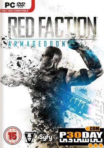 دانلود بازی Red Faction: Armageddon 2011 + کرک
