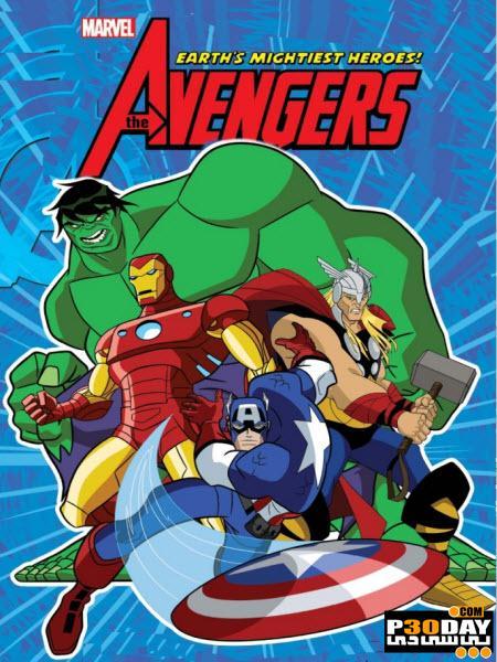انیمیشن سریالی The Avengers: Earths Mightiest Heroes ( فصل دوم )