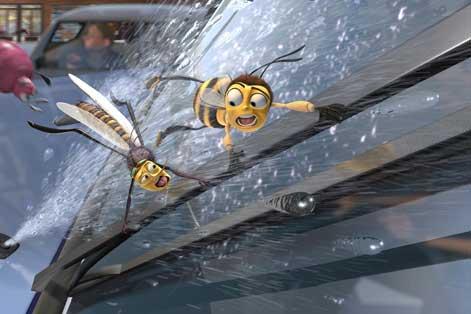 دانلود انیمیشن Bee Movie 2007 با لینک مستقیم