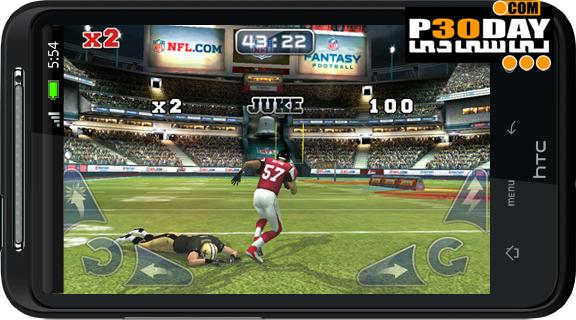 دانلود بازی فوتبال آمریکایی آندروید NFL Rivals v1.0.2