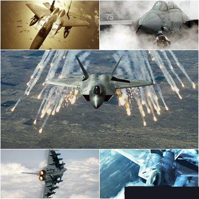 دانلود 20 عکس والپیپر بی نظیر از هواپیمای جنگنده