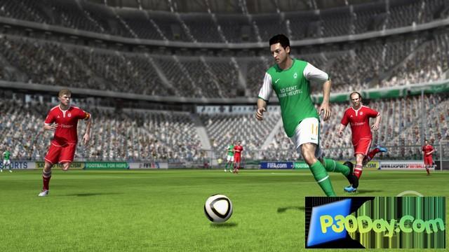 دانلود بازی فوتبال Fifa 2011 با لینک مستقیم + کرک